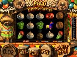 Paco and the Popping Peppers Slots