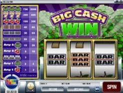 Big Cash Win Slots