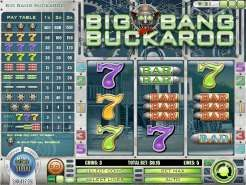 Big Bang Buckaroo Slots